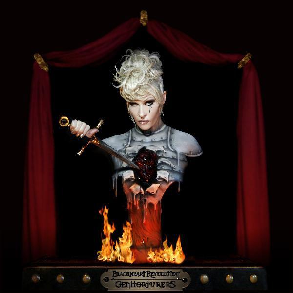 Genitorturers - Blackheart Revolution