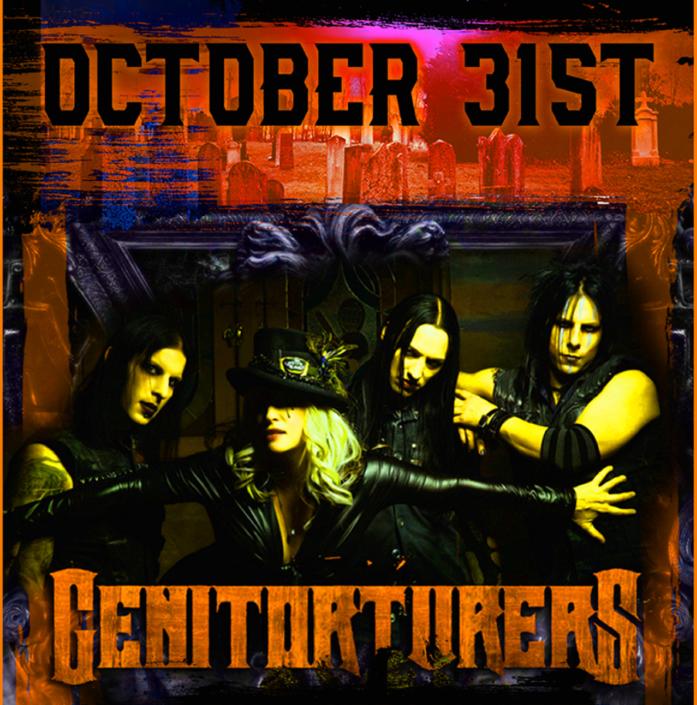 Genitortures Halloween Show